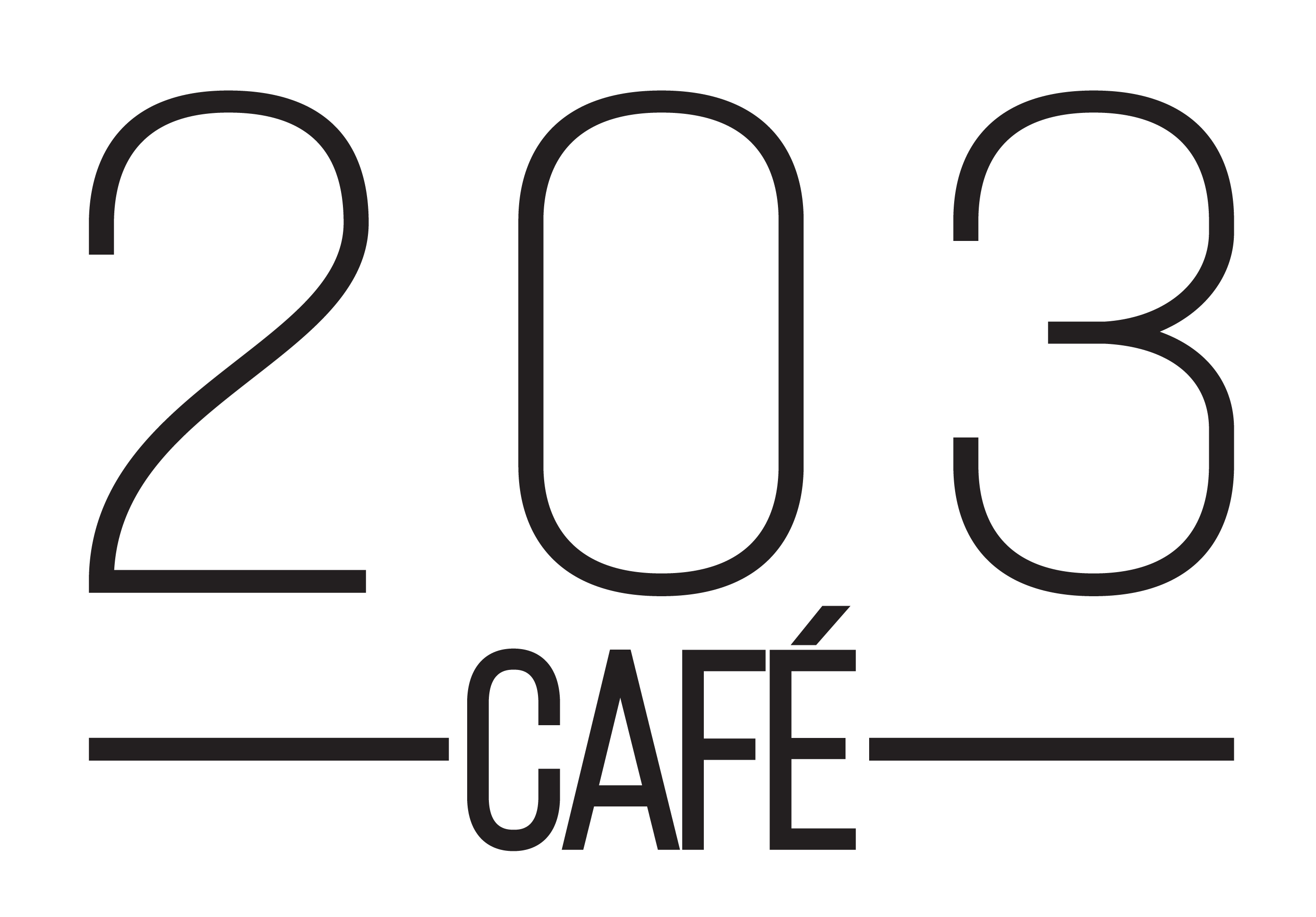 203 Cafe
